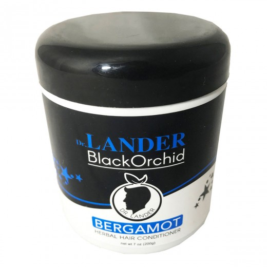 واکس مو لندر استار مدل Bergamot حجم 200 گرم