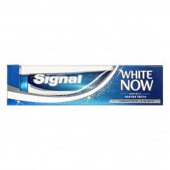 خمیر دندان سیگنال مدل White Now حجم 75 میلی لیتر