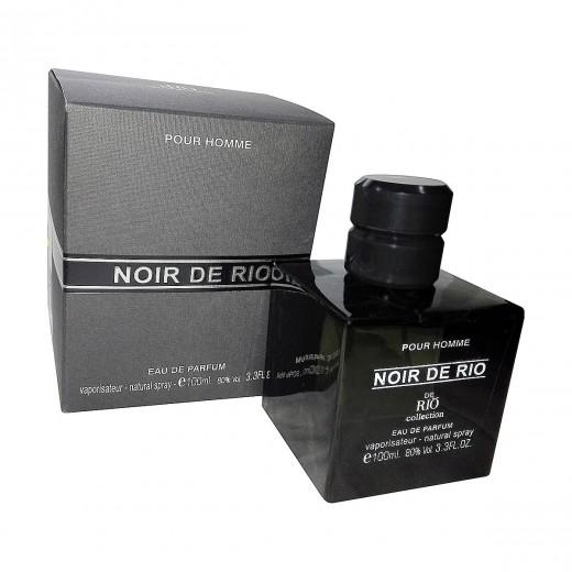 ادو پرفیوم مردانه ریو کالکشن مدل Noir De Rio حجم 100 میلی لیتر