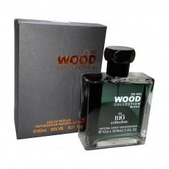 ادو پرفیوم مردانه ریو کالکشن مدل Wood Black حجم 100 میلی لیتر