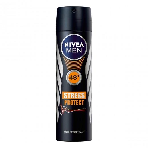 اسپری مردانه نیوآ مدل Stress Protect حجم 150 میلی لیتر