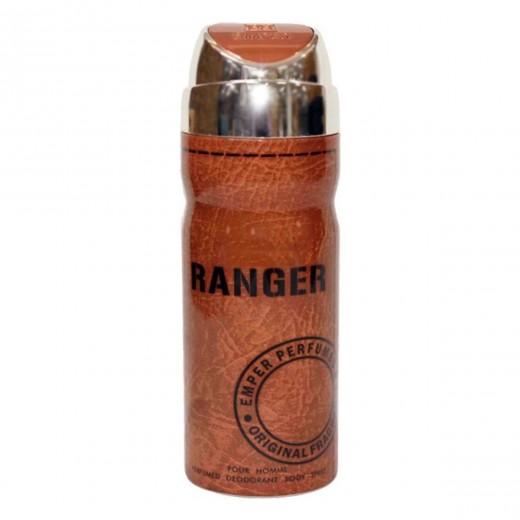 اسپری مردانه امپر مدل Ranger حجم 200 میلی لیتر