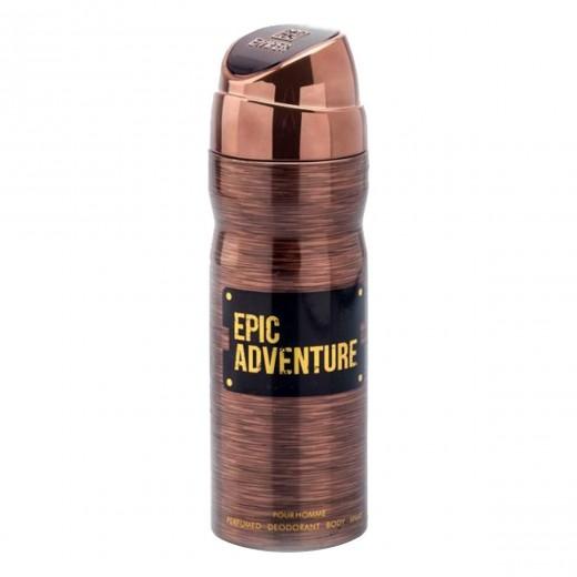 اسپری مردانه امپر مدل Epic Adventure حجم 200 میلی لیتر