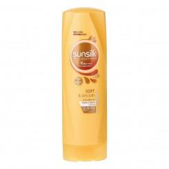 نرم کننده مو سان سیلک مخصوص موهای خشک حجم 350 میلی لیتر