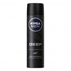 اسپری ضد تعریق مردانه نیوآ مدل Deep حجم 150 میلی لیتر